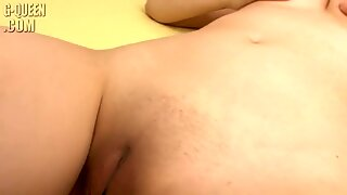 Pussy Of Young Asian Chick