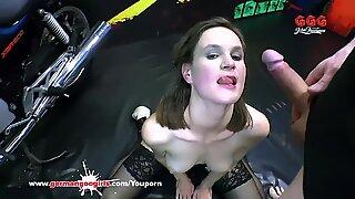Đức goo các cô gái - sexy luisa điên cuồng vì trùng lặp tình yêu