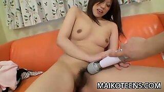 Nippon Teen Mayu Matsukawa Sucking A Cum Explosive Cock