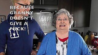 Tidak menghormati Nenek VIII dengan Nenek Potty Mulut!