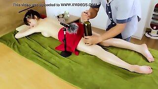 Thai hot massage