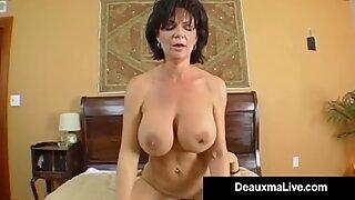 Texas Cougar Deauxma Gets Nice Hard Juicy Wet Ass Pounding!