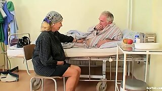 Old Couple Blowjob